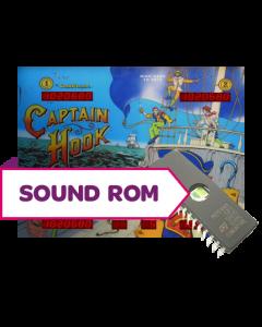 Captain Hook Sound Rom