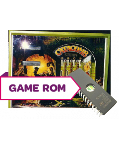 Catacomb CPU Game Rom Set