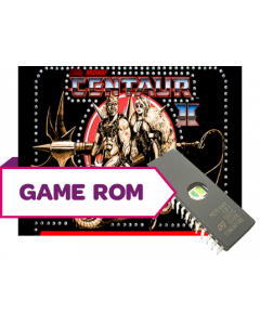 Centaur 2 CPU Game Rom Set