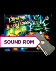 Creature From The Black Lagoon U15 Sound Rom