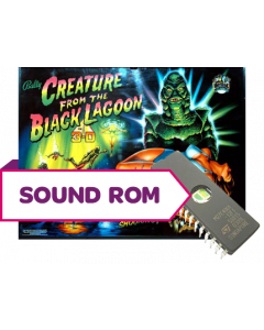 Creature From The Black Lagoon U18 Sound Rom
