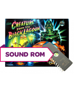 Creature from the Black Lagoon Sound Rom U18 (Prototype)