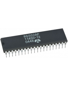 IC 6502 Microprocessor