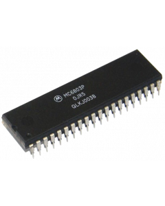 IC MC6803P Microprocessor