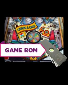 Chuck A Luck CPU Game Rom A