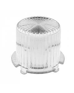 Dome Flash Lamp Clear