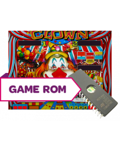 Clown CPU Game Rom Set