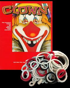 Clown Rubberset