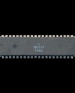 IC 68000 Microprocessor