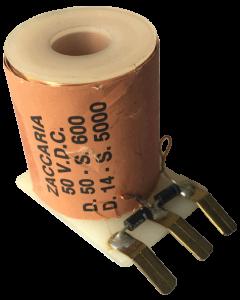 Zaccaria Coil D.50-S.600 / D.14-S.5000