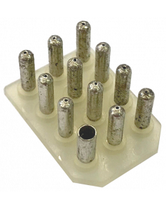 """Connector Jack 12-Pin 0.093"""""""