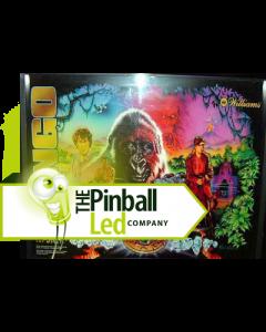 Congo UltiFlux Playfield LED Set