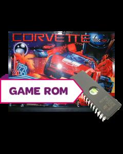 Corvette CPU Game Rom