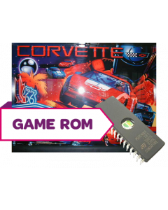 Corvette CPU Game Rom (Prototype)