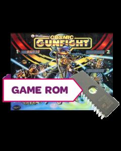 Cosmic Gunfight CPU Game Rom Set