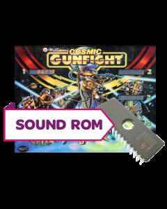 Cosmic Gunfight Sound Rom