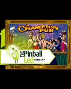 Champion Pub UltiFlux Playfield LED Set