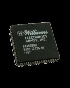 IC WPC CPU ASIC