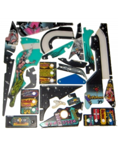 Creature from the Black Lagoon Plastic Set