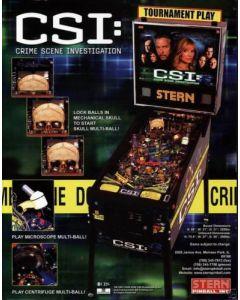 CSI Flyer