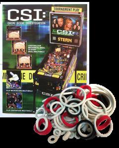 CSI Rubberset