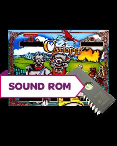 Cyclopes Sound Rom