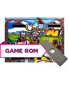 Cyclopes CPU Game Rom A