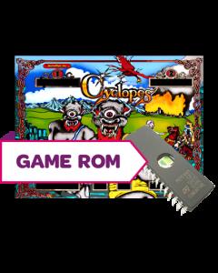 Cyclopes CPU Game Rom C