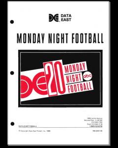 Monday Night Football Manual