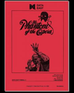 Phantom of the Opera Manual