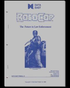 Robocop Manual