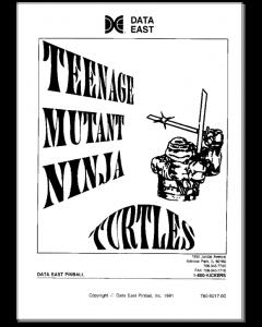 Teenage Mutant Ninja Turtles Manual