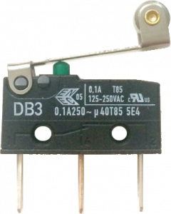 Ball Detect (Blade With Roller) Sub-Microswitch