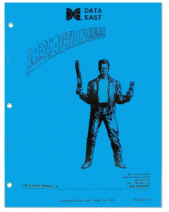 Last Action Hero Manual