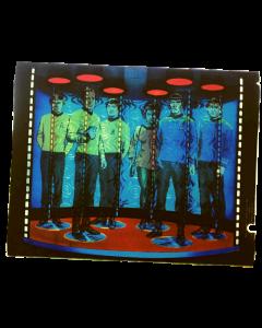 Star Trek Transporter Image Plate