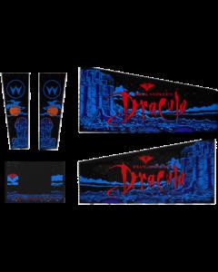 Dracula Cabinet Decals (Next Gen)