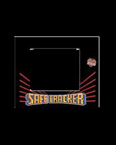 Safe Cracker Cabinet Door Decal