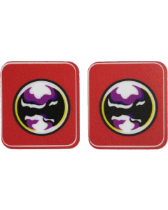 Cirqus Voltaire Spinner Decal Set 1