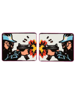 Lethal Weapon 3 Spinner Decals