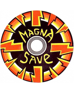 Black Knight 2000 Magna Save Decal