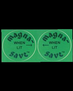 Black Knight Magna Save Decals
