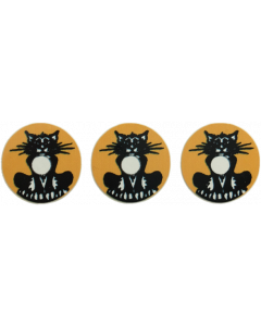 Bad Cats/Cyclone Target Decals