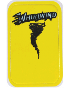 Whirlwind Target Decal Laminated