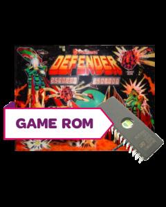 Defender CPU Game Rom Set
