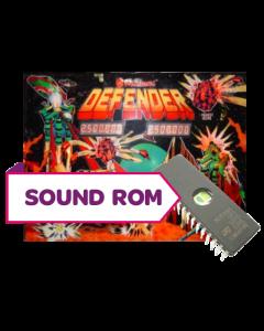Defender Sound Rom