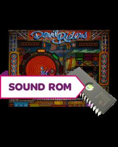 Devil Riders Sound Rom Set (Italian)
