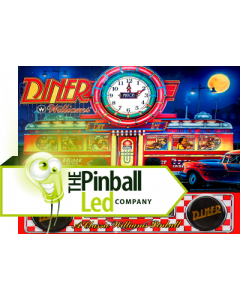 Diner UltiFlux Playfield LED Set