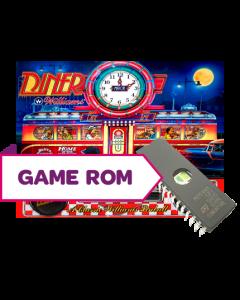 Diner CPU Game Rom