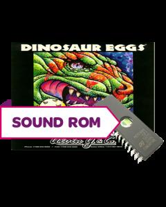 Dinosaur Eggs Sound Rom 072.R02