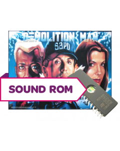 Demolition Man Sound Rom U2